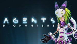 Agents: Biohunters cover