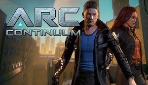 Arc Continuum cover