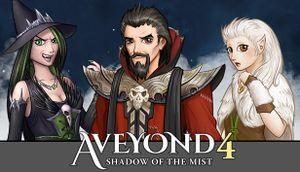 Aveyond 4: Shadow of the Mist cover