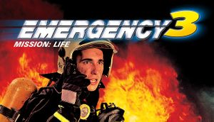 Emergency 3: Mission:Life cover