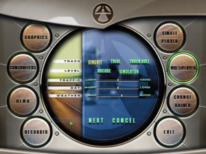 Multiplayer Host Configuration