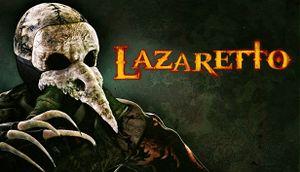 Lazaretto cover