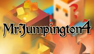 Mr. Jumpington 4 cover