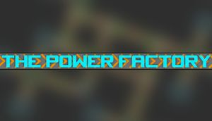 The Power Factory cover