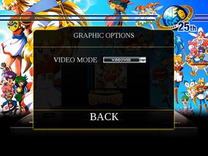 Humble Store version's video settings.
