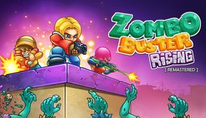 Zombo Buster Rising cover