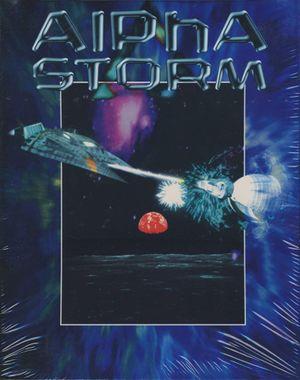 Alpha Storm cover