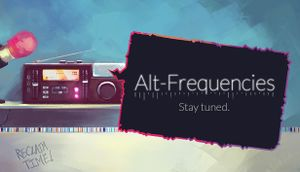 Alt-Frequencies cover