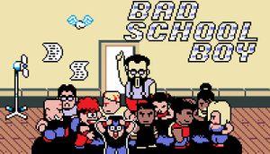 Bad School Boy cover
