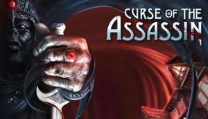 Curse of the Assassin cover