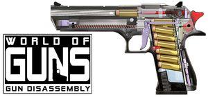 World of Guns: Gun Disassembly cover