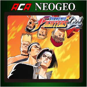 ACA NeoGeo The King of Fighters '94 cover
