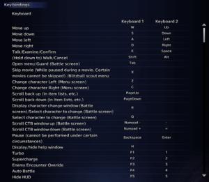 Final Fantasy X/X-2 HD Remaster - PCGamingWiki PCGW - bugs, fixes