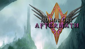 Honor Cry: Aftermath cover