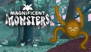 Magnificent Monsters cover