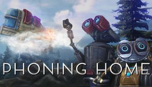 Phoning Home cover