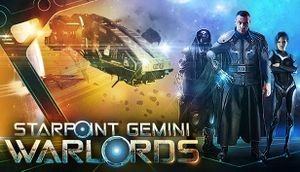 Starpoint Gemini Warlords cover