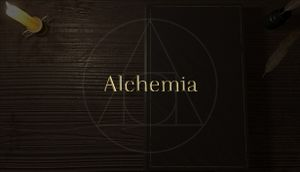 Alchemia cover