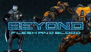 Beyond Flesh and Blood cover
