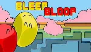 Bleep Bloop cover