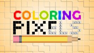 Coloring Pixels cover