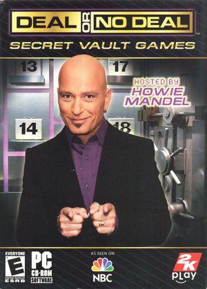 Deal or No Deal: Secret Vault Games cover