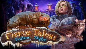 Fierce Tales: Feline Sight cover