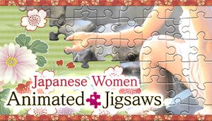 Japanese Women - Animated Jigsaws cover