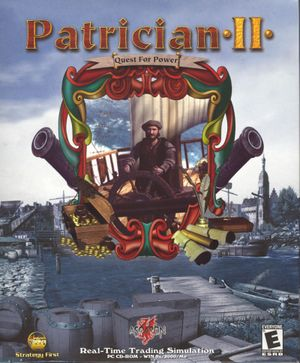 Patrician II: Quest for Power cover