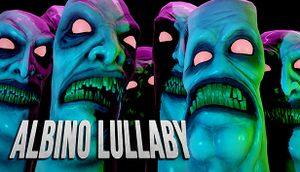 Albino Lullaby: Episode 1 cover