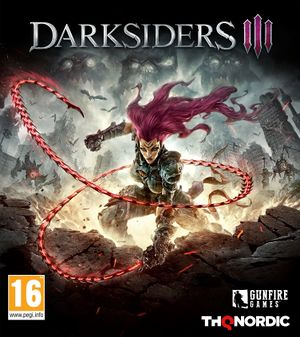 Darksiders III - PCGamingWiki PCGW - bugs, fixes, crashes, mods