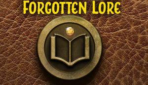 Forgotten Lore cover