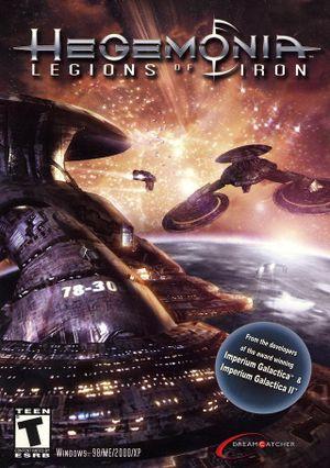 Haegemonia: Legions of Iron cover