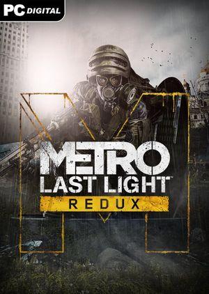 Metro: Last Light Redux cover