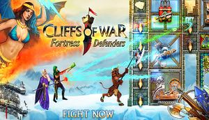 Cliffs of War: Fortress Defenders cover