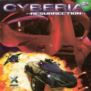 Cyberia 2: Resurrection cover