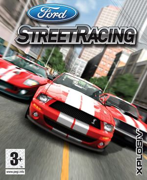 Ford Street Racing cover
