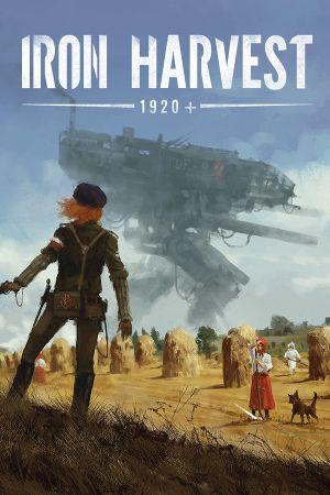Iron Harvest cover