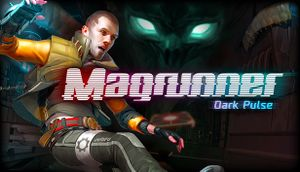 Magrunner: Dark Pulse cover