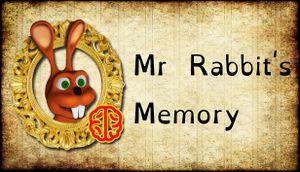 Mr Rabbit's Memory Game cover