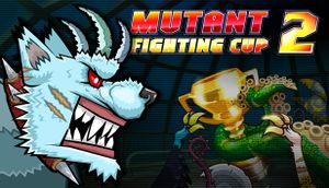 Mutant Fighting Cup 2 cover