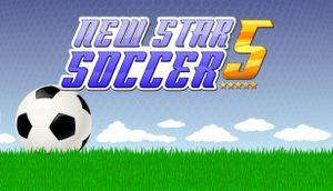 New Star Soccer 5 cover