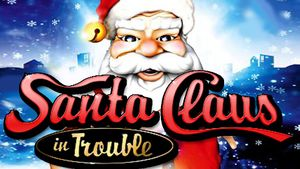Santa Claus in Trouble cover