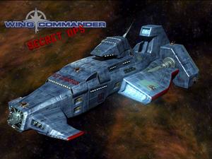 Wing Commander: Secret Ops cover