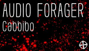 Audio Forager cover