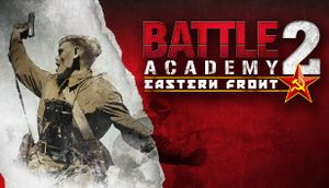Battle Academy 2: Eastern Front cover