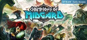 Champions of Midgard cover