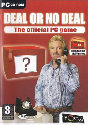 Deal or No Deal: The Official PC Game cover
