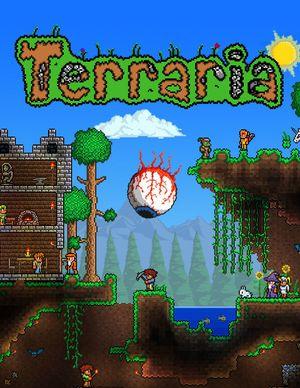 Terraria cover