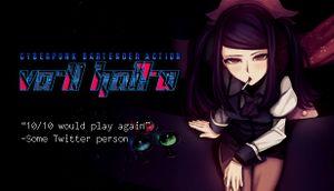 VA-11 Hall-A: Cyberpunk Bartender Action cover